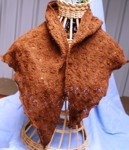 Ginger Shawl