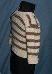 Striped Cardie