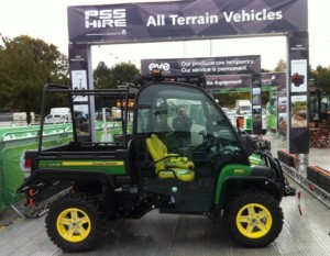 all terrain web showman