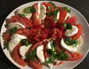mozzerela-plate